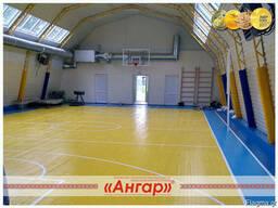 Ангары под разные виды спорта: каток, теннисная площадка, др - фото 3