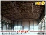 Hangar 18x78 για αποθήκη, παραγωγή - photo 3