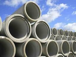 Оборудование для производства бетонных труб, колец SUMAB