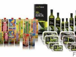 Оливковое масло из Греции . Extra virgin olive oil