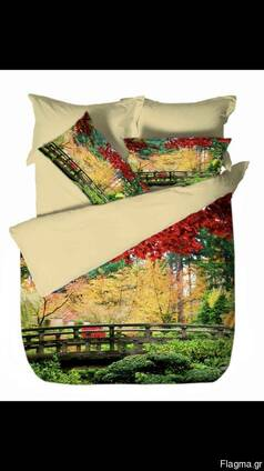 Panel print bed sets
