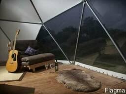 Роскошные шатры на 6 гостей для кемпинга класса люкс - фото 3