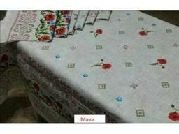 Скатерти, полотенца в украинском стиле, хлопок