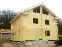 Wooden Houses Kit from Glued Laminated Timber - фото 7