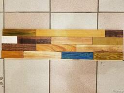 3d wood wall panels - фото 5