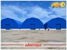 Angar 15x36 - Εργοστάσιο τιμές από τον κατασκευαστή - фото 2
