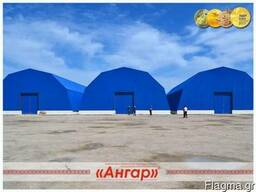 Angar 15x36 - Εργοστάσιο τιμές από τον κατασκευαστή - photo 2