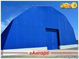 Angar 15x36 - Εργοστάσιο τιμές από τον κατασκευαστή - фото 3