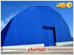 Angar 15x36 - Εργοστάσιο τιμές από τον κατασκευαστή - photo 3