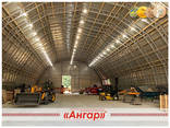 Ангары, склады, цеха для хранения различной продукции - фото 1
