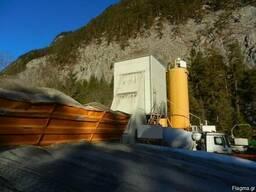 Б/У быстромонтируемый завод Elba ESM 60 (60 м3/час) Германи - фото 2