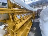 Б/У дизель-генератор CAT-7400 MS, 5200 Квт, 2011 г. в - photo 7
