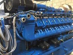 Б/У газопоршневая электростанция MWM TCG 2020 V16, 1600 Квт - photo 2