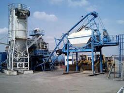 Б/У Мобильный асфальтный завод Benninghoven MBA 160 т/ч - фото 2