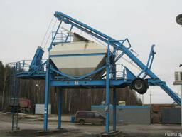Б/У Мобильный асфальтный завод Benninghoven MBA 160 т/ч - фото 8