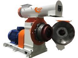 Pellet press, granulation line, pellet mill