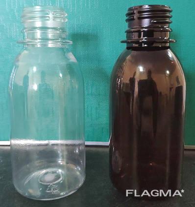 Πλαστικό φιάλη / μπουκάλι PET 120ml