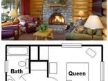 Построим красивый дом из дерева. Из привезенной ели. - photo 2