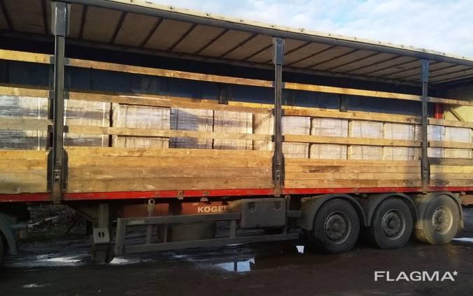 Продам древесный брикет Руф ( RUF )