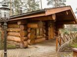 Производим деревянные бани - фото 5