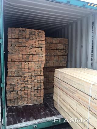 Sell - Sawn Timber (pine) 20х90х3000 - 4000(mm) quality 2-3