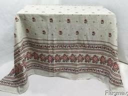 Скатерти, полотенца в украинском стиле, хлопок - фото 3