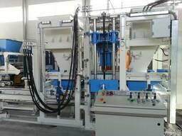 Стационарная блок-линия (вибропресс) Sumab R-500 автомат - фото 2