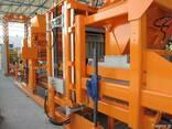 Блок-машина для производства тротуарной плитки R-1500 Швеция - фото 3