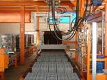 Блок-машина для производства тротуарной плитки R-1500 Швеция - фото 7