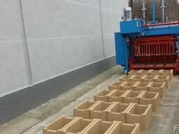 Вибропресс Мобильный для производства бордюров, полых блоко - фото 4