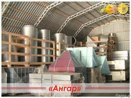 Завод «Ангар» предлагает изготовление арочных ангаров - photo 4