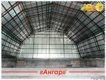 Προκατασκευασμένα τοξωτά υπόστεγα - κατασκευή, εγκατάσταση - photo 2